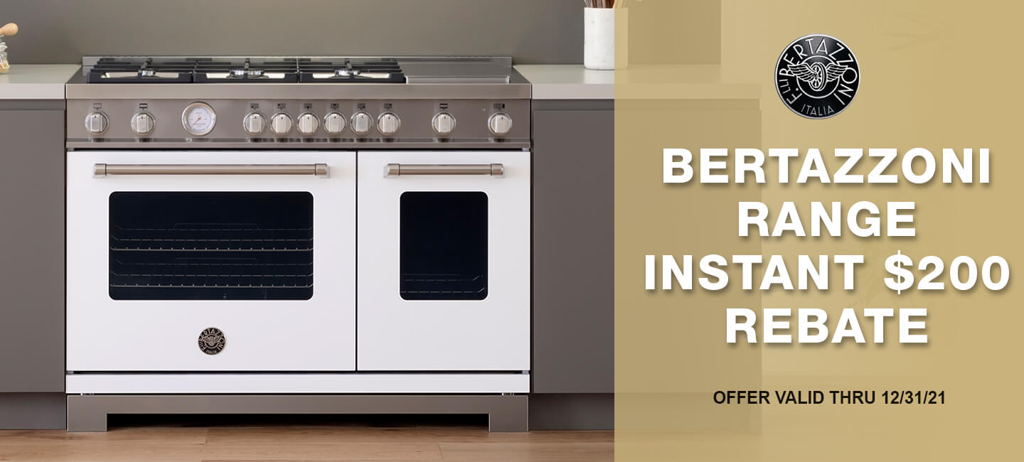 Shop Bertazzoni Specials